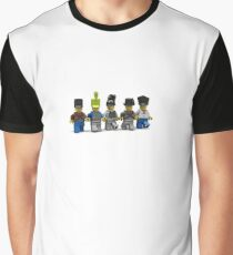 Austrian Army in LEGO® Graphic T-Shirt