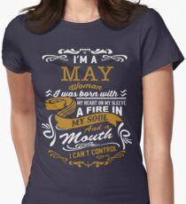 I'm a May women T-Shirt