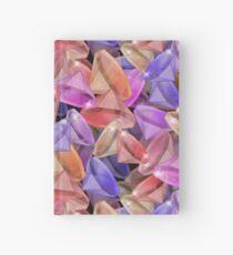 Placer precious stones gems .  Hardcover Journal