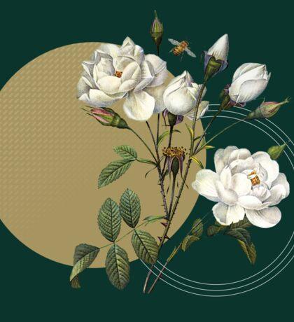 Winter Blooms Sticker