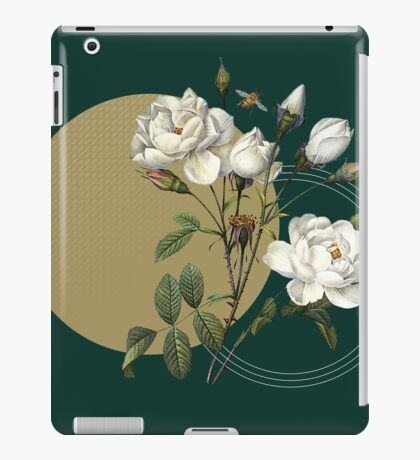 Winter Blooms iPad Case/Skin