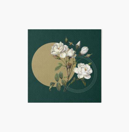 Winter Blooms Art Board