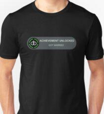Achievement Unlocked: Got Married  T-Shirt