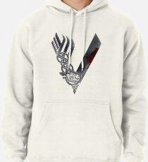 Vikings Logo Pullover Hoodie