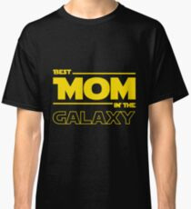 Best Mom In The Galaxy Classic T-Shirt