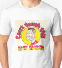 CAN'T TOUCH THIS--MC BARTHAMMER T-Shirt