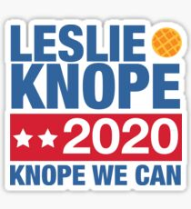 Knope We Can in 2020 Sticker