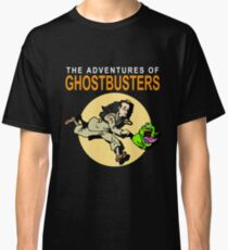 TinTin Ghostbusters Classic T-Shirt
