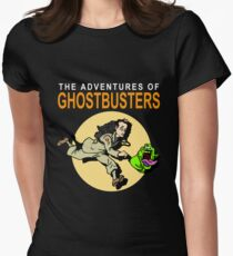 TinTin Ghostbusters T-Shirt