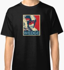 Wedge - Hero of the Rebellion : Inspired By Star Wars Classic T-Shirt