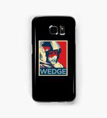 Wedge - Hero of the Rebellion : Inspired By Star Wars Samsung Galaxy Case/Skin