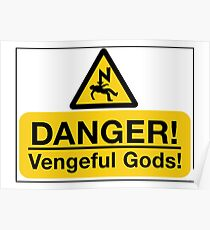 Vengeful Gods Poster