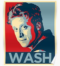 Wash : Inspired by Firefly and Serenity Poster