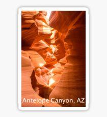 Antelope Canyon, AZ Sticker