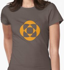 Intersection Womens Fitted T-Shirt