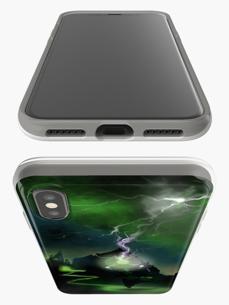 Alternate view of Fury of The Wicked Witch  iPhone Case & Cover