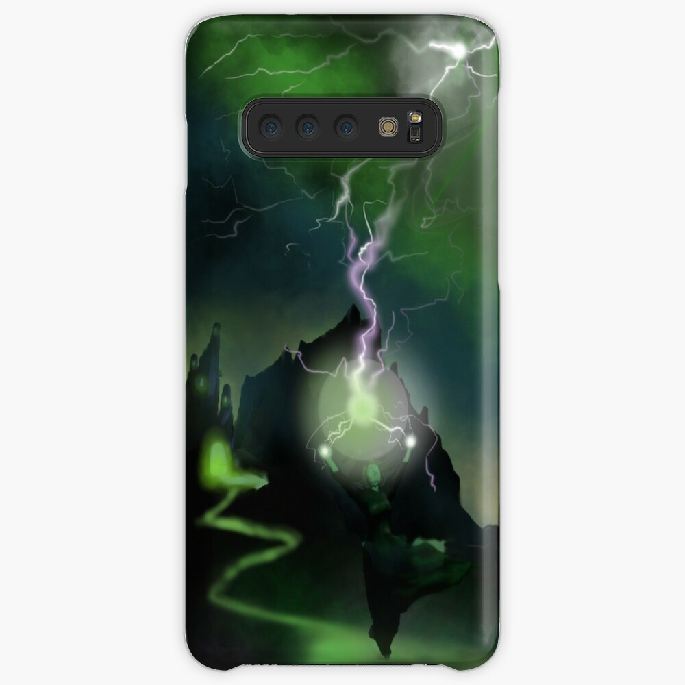 Fury of The Wicked Witch  Case & Skin for Samsung Galaxy