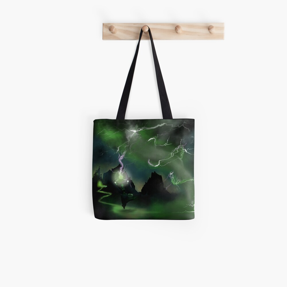 Fury of The Wicked Witch  Tote Bag