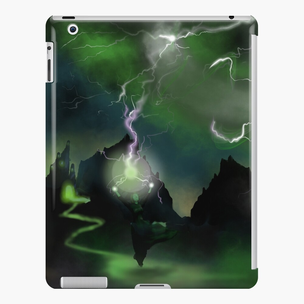 Fury of The Wicked Witch  iPad Case & Skin