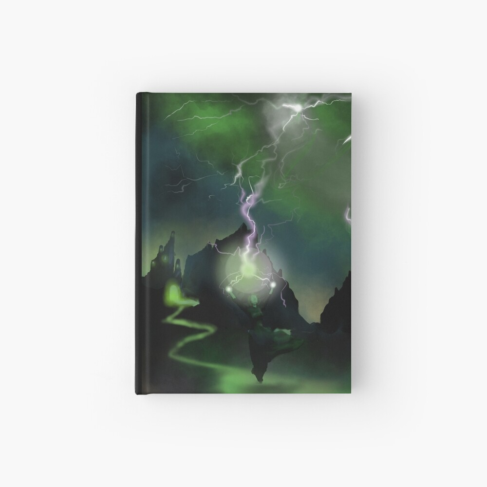 Fury of The Wicked Witch  Hardcover Journal