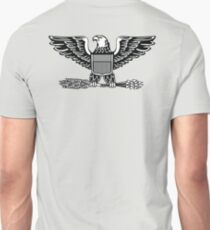 ARMY, Colonel, rank, insignia, United States Army, Air Force, Marine Corps. Unisex T-Shirt