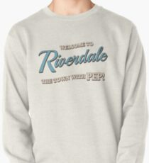 Riverdale - Welcome To Riverdale Pullover