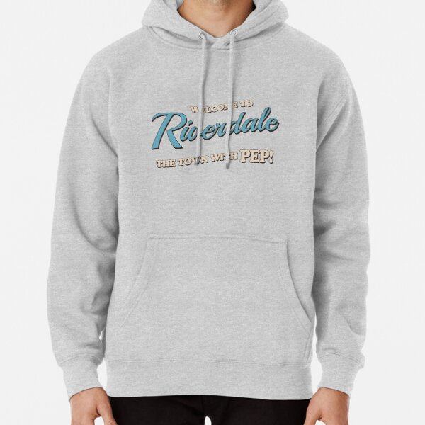 Riverdale - Welcome To Riverdale Sudadera con capucha