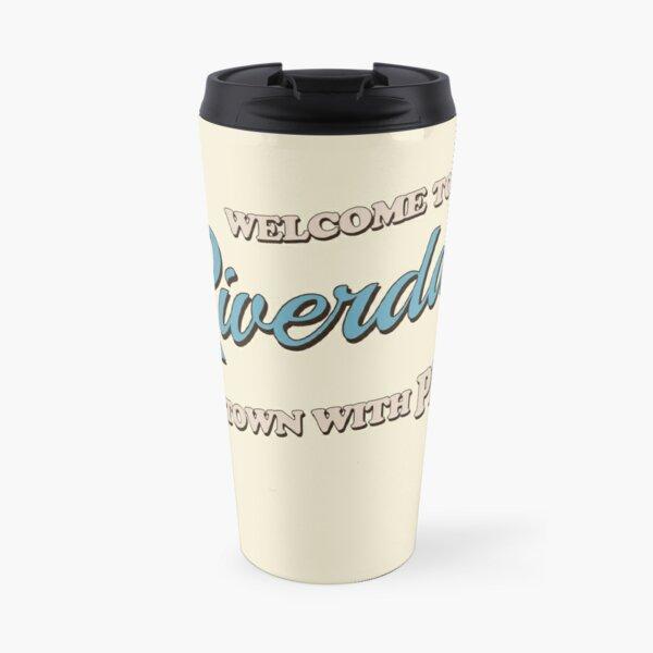 Riverdale - Bienvenue à Riverdale Mug isotherme