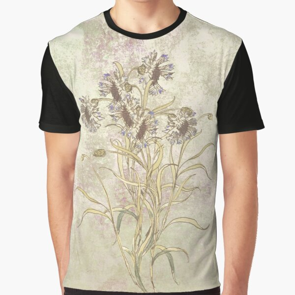 The flowers are singing Graphic T-Shirt