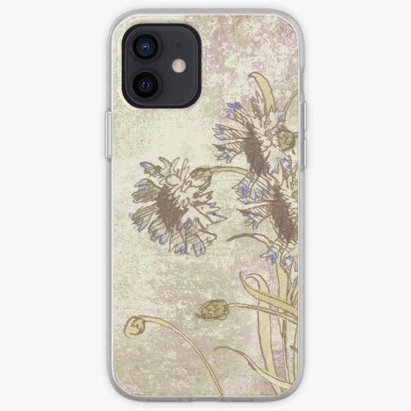 The flowers are singing iPhone Soft Case