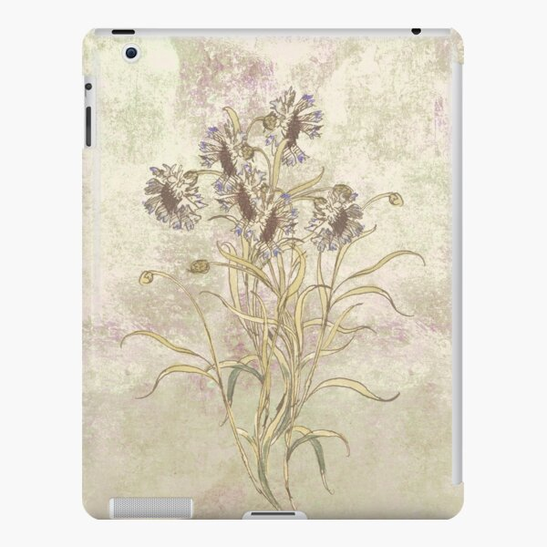 The flowers are singing iPad Snap Case