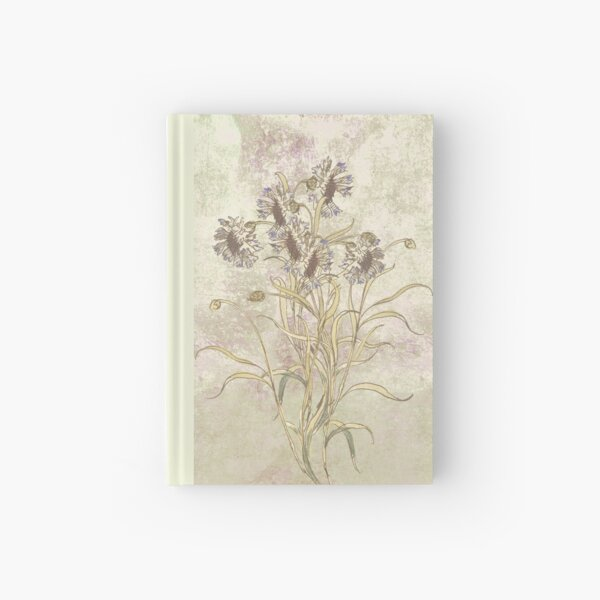 The flowers are singing Hardcover Journal