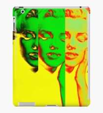 Remember me : Marilyn Monroe iPad Case/Skin