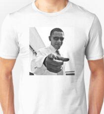 Camiseta ajustada Obama