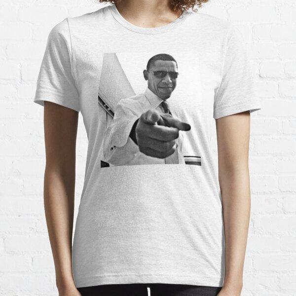 Obama Essential T-Shirt