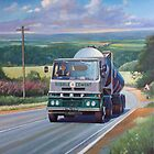ERF tanker makes the grade. by Mike Jeffries