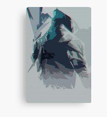 Excalibur - Warframe Canvas Print