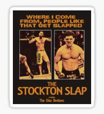 Nick Diaz, Nate Diaz - The Stockton Slap Sticker