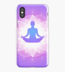 Buddha Yoga Zen iPhone Case/Skin