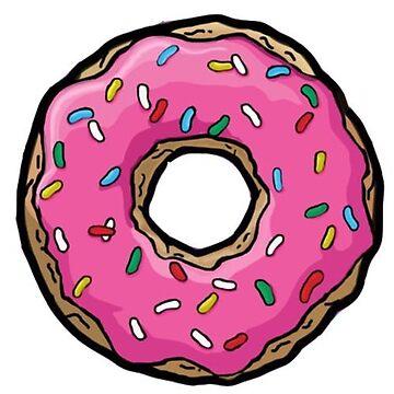 donut  by HelenCat