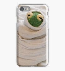 Snug Kermit iPhone Case/Skin