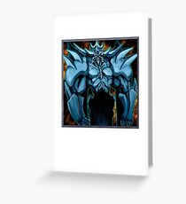 tormentor Greeting Card