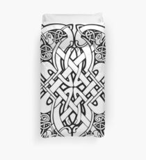 Celtic dogs 2 Duvet Cover