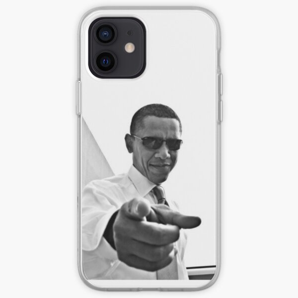 Obama iPhone Soft Case