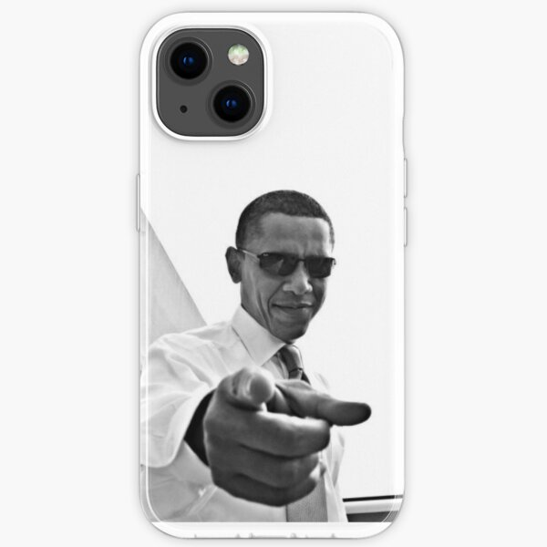 Obama iPhone Soft Case