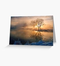 Good Morning Starshine Greeting Card