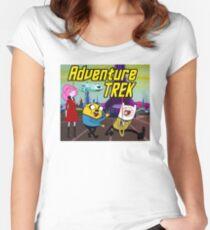 Adventure Trek! Women's Fitted Scoop T-Shirt