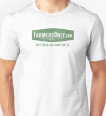 Farmers Only (green logo) Slim Fit T-Shirt