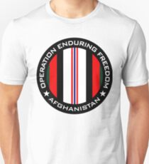 Operation Enduring Freedom - Afghanistan T-Shirt
