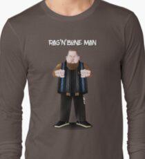 Rag'N'Bone Man caricature Long Sleeve T-Shirt